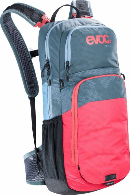 CC 16L Backpack red-blue1