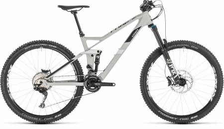 Stereo 140 HPC Race 27.5 Grey n White1